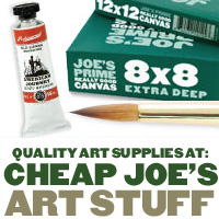 Cheap Joe's - Discount Art Supplies